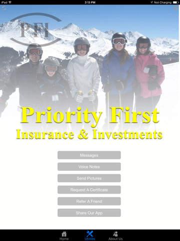 Priority First Insurance HD screenshot 2