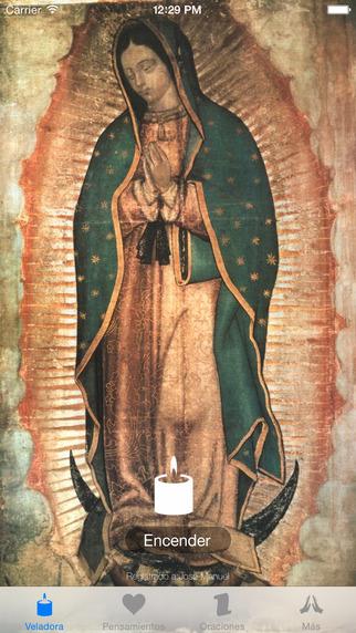 Virgen Guadalupe Divinapp