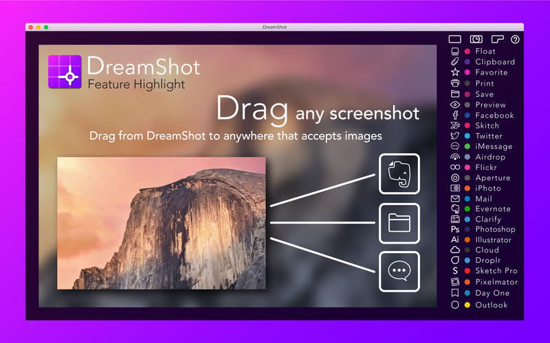 DreamShot Screenshot - 4