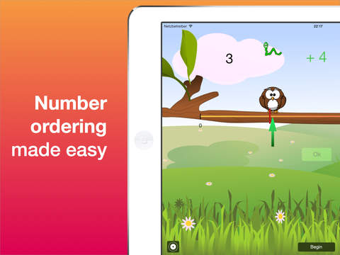 Number Line - Estimation Ordering and Rounding for Children with Hooty the Owl