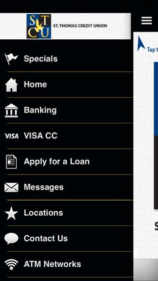 St. Thomas Credit Union Mobile