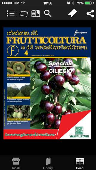 Rivista di Frutticoltura e Ortofloricoltura