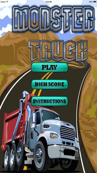 Monster Truck - Highway Destruction