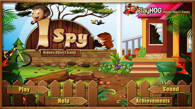 I Spy - Free Hidden Object Games