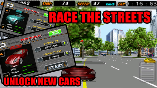 Flippy Flash Racing game