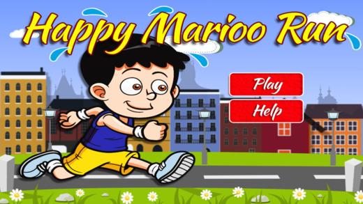 Happy Marioo Run