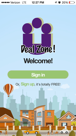 Deal Zone by United Health CU