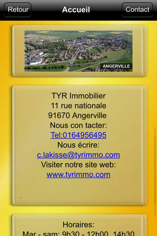 TYR Immobilier screenshot 4