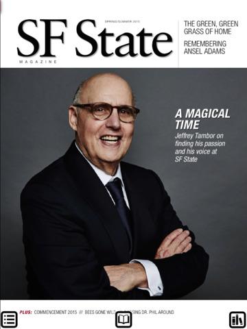 SF State Magazine