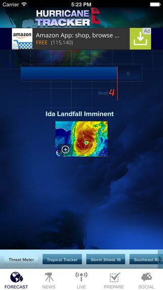 Hurricane Tracker - Tracking the Tropics
