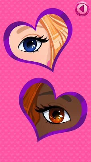 Eyes MakeUp Salon