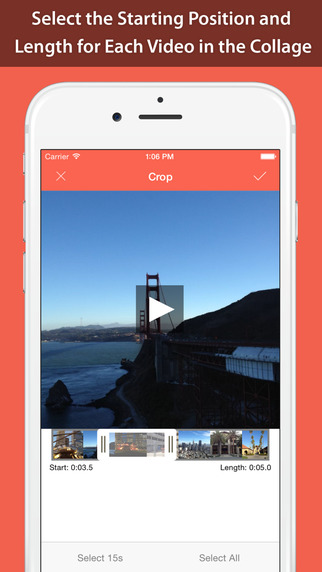 Photo & Video Collage Maker (Pro) for Instagram, Vine & YouTube Screenshots