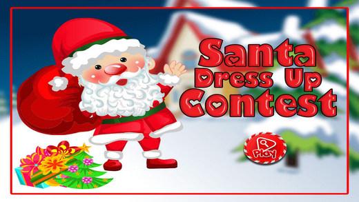 Santa DressUp Challenge