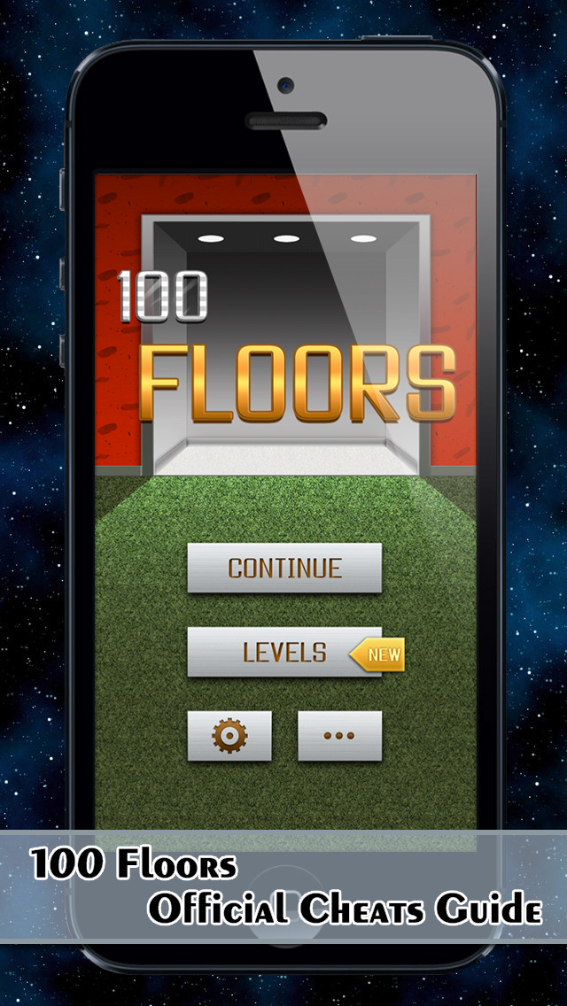 100 Floors Official Cheats Guide Apppicker