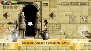 Babylonian Twins (HD Premium) Puzzle Platformer. Скрин 5