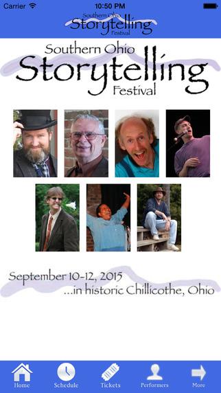 Southern Ohio Storytelling Fest