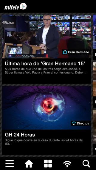 Mitele Web TV