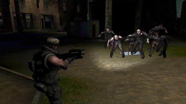 Zombie Horde Shooter