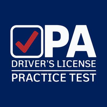 PA Driver's License Practice Test LOGO-APP點子