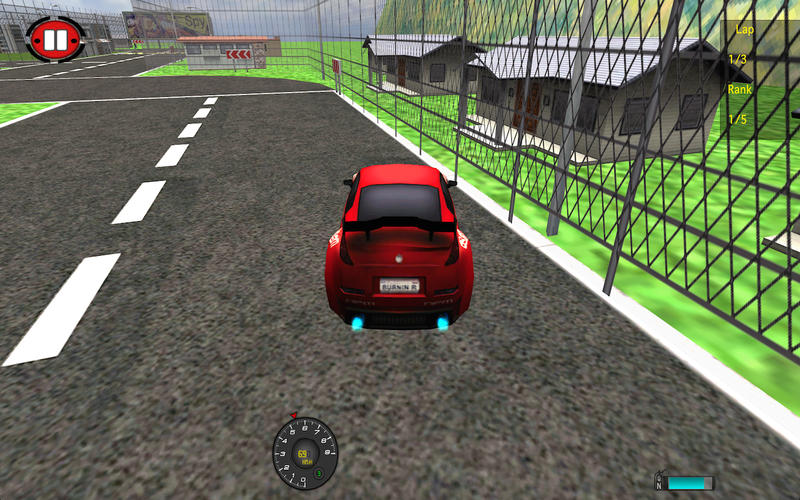 Speed Car Fighter 3D 2015 Screenshot - 4