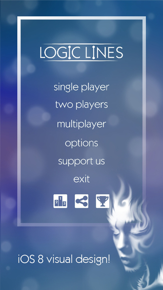 Logic Lines Free - Multiplayer Puzzle Board Game