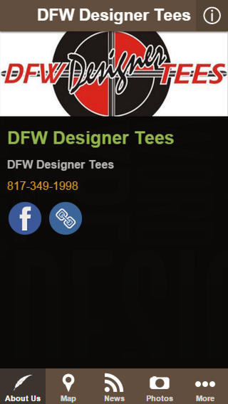 DFW Designer Tees