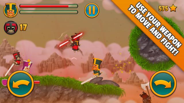 Cloud Knights - 云端骑士[iOS]丨反斗限免