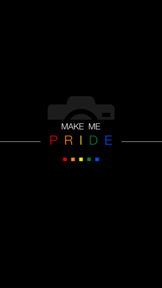 Make Me Pride Flag
