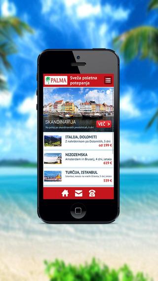 Palma - Turistična Agencija