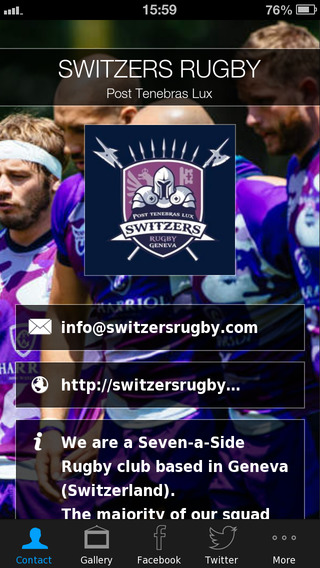 SWITZERS RUGBY