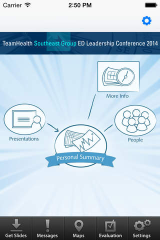 Team Health SEG 2014 screenshot 2