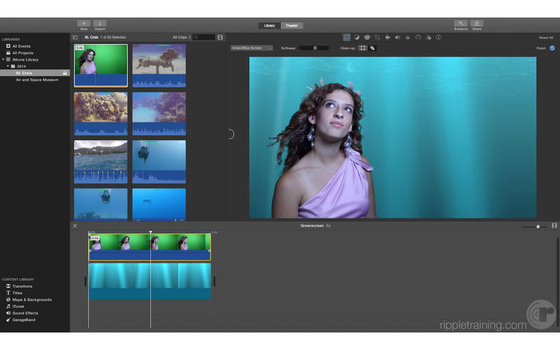 Lessons for iMovie Screenshot - 3