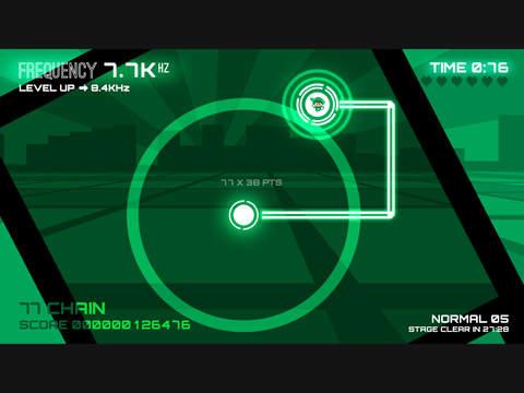 دانلود بازی Resonance Unlimited برای آیفون و آیپد - تصویر 1