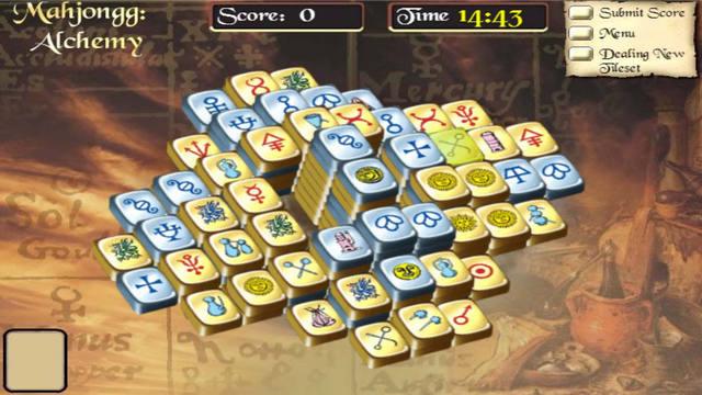 New Mahjong Alchemy