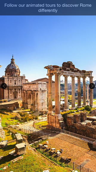 Rome Monument Guide