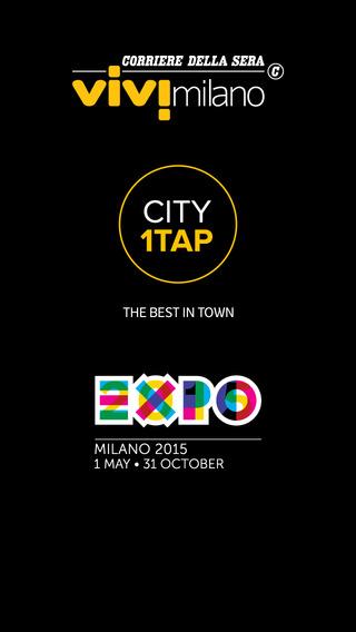 City1Tap Milan by Vivimilano - Expo Edition