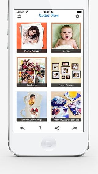 Snap2door - Printing Your Moments
