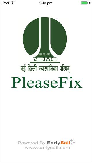 NDMC PleaseFix
