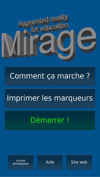 Mirage - Molécules simples