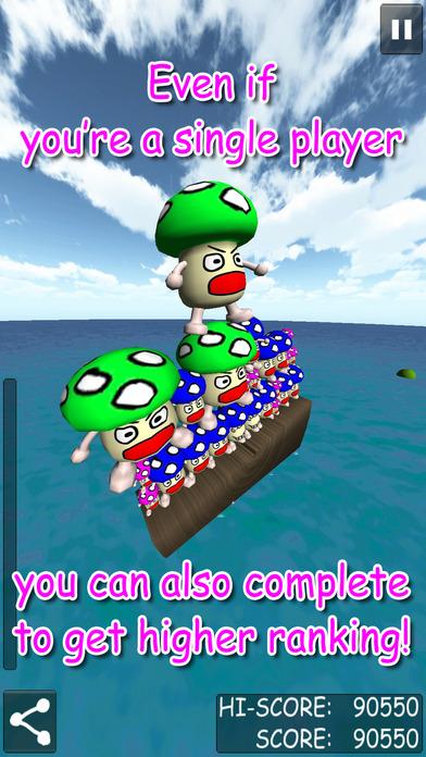 Sky Mushroom iPhone Screenshot 4