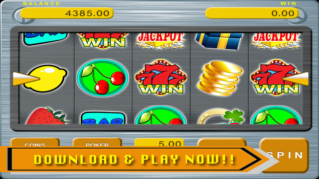 Amazing Big Win Casino Slots - Spin the cash kings wheel to win the riches price for Free