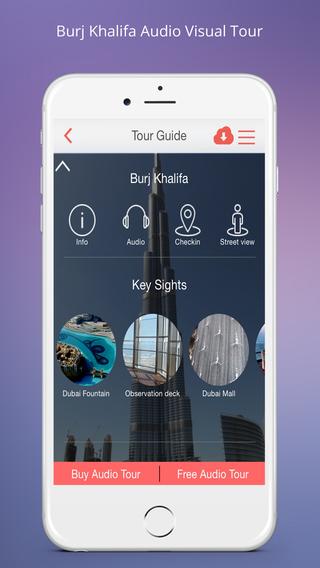 Burj Khalifa Tour Guide
