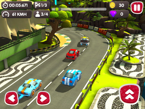 Turbo Wheels screenshot 6