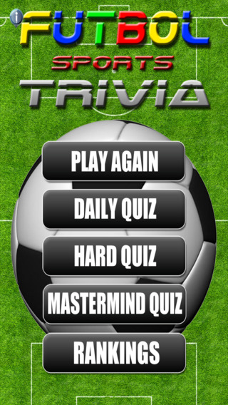 Futol Cup Trivia-fun quiz game for kids of all ages boys girls