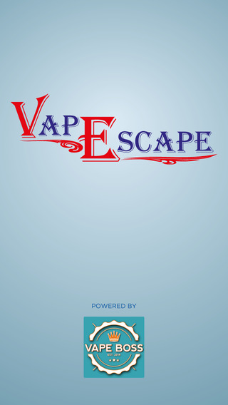 VapEscape - Powered By Vape Boss