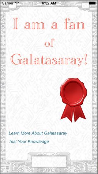 Galatasaray Proud Fan