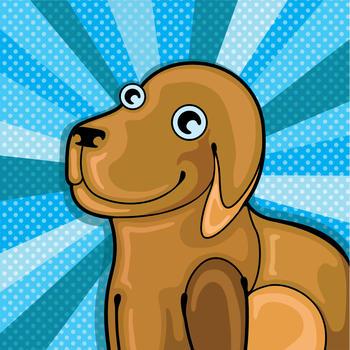 Coloring Book: Animals LOGO-APP點子