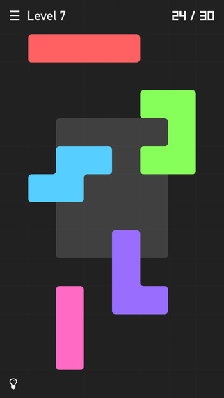 Puzzle Blocks Free - Challenging Visual Puzzle Game