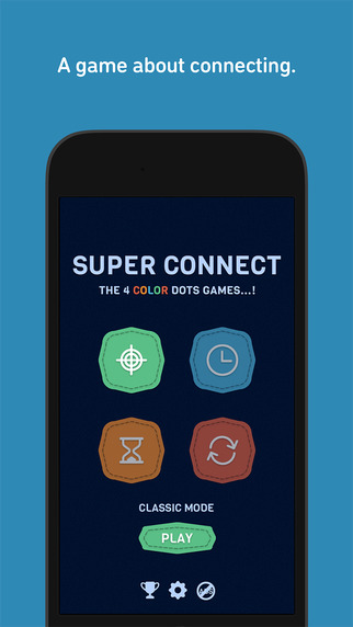 Super Connect - Brain Challenge with Numbers and Colors Screenshots