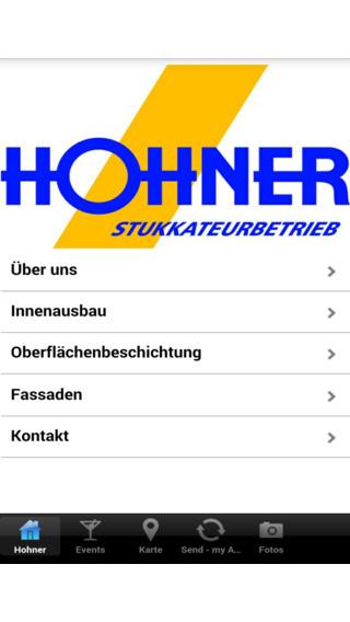 Hohner Stuck